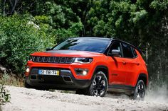 Road test Jeep Compass 2017