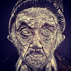 #art #arigart #illustration #instaartist #inkdrawing #indianink #instaink #ink #глаза #face #picture #eyes #graphicart #graphic #blackandwhite #инстаарт #artist #drawing #sketch #графика #blackwhite #иллюстрация #myartwork #чернобелое #рисунок #портрет #искусство #topcreator #portrait #oldman