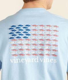 Merica + Vineyard Vines