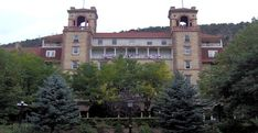 Haunted Hotel Colorado in Glenwood Springs