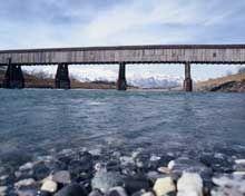 Seleven bridge linking Liechtenstein and Switzerland over the Rhine River. Covered Bridges, See It, Switzerland, River, Bridge, Covered Decks, Rivers