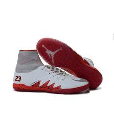 Nike JR Hypervenom Phantom II 2 Neymar NJR X Jordan FG PEVNÝ POVRCH kopačky  bílá červená d19664d26bb56