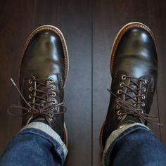 【ワックス加工後初めてのメンテ】Redwing 8190をお手入れ│the room of ramshiruba Boots, Fashion, Crotch Boots, Moda, Fashion Styles, Shoe Boot, Fashion Illustrations