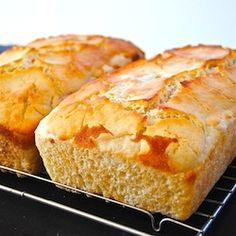 Dutch crunch topping on English muffin bread. And a recipe for a frittata sandwich!