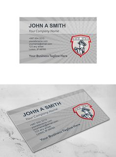 Check Out Business Card Template American Patr By Patrimonio On Creative Market Teacher Cards