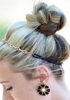 Quick but Cute Hairstyles for Work