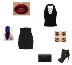 A fashion look from December 2016 featuring shirt top, leather mini skirts and black ankle boots. Browse and shop related looks. Manic Panic, Leather Mini Skirts, Black Ankle Boots, Miss Selfridge, Balmain, Balenciaga, Fashion Looks, Nyc, Polyvore