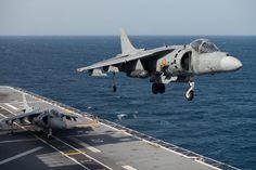 Spanish armada Harrier