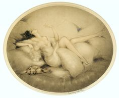 BY LOUIS ICART..........SOURCE KAIFINEART.COM........