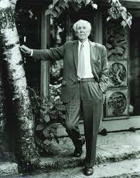 Frank Lloyd Wright at Taliesen