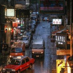 빈티지한 감성을 담다, 홍콩 여행기