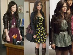 I still love Aria's outfits from S1 of PLL!