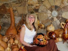 Free Gourd Painting Patterns   ... Welcome to Curly Carver! Painted, Woodburned, and Carved Gourds