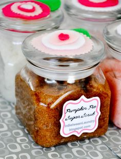 A Year of Sugar Scrubs   24 Original Recipes for Hand and Foot Scrubs