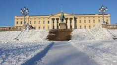 Royal Palace Oslo, Norway