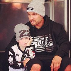 Tate and Chad Reed #22