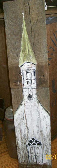 Church painting