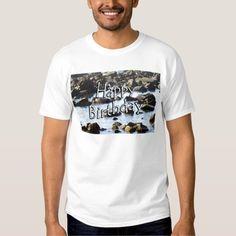 Birthday Ocean Shirt