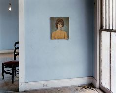 """Alec Soth """"New Orleans, Louisiana"""" (2002) from """"Sleeping by the Mississippi"""""""