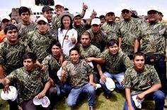 """Huy Carajo: ¿Quiénes son los """"Reservistas del Perú"""" y por qué ..."""