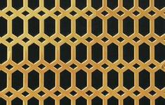 Perforated Brass Grille preview