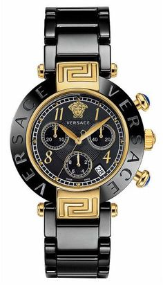 Discover the new Versace Women's Watches line. Enjoy your time with a luxury watch, available on the Versace Online Store. Luxury Watches, Rolex Watches, Cool Watches, Watches For Men, Latest Women Watches, Michael Kors, Patek Philippe, Beautiful Watches, Quartz Watch