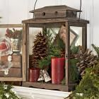 50 Gorgeous Holiday Mantel Decorating Ideas | Midwest Living   every idea is great!