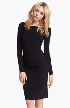 a long sleeve dress nordstrom