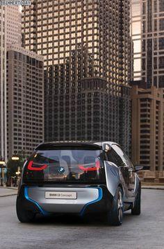 ♂ Futuristic transportation BMW Concept и BMW Concept Maserati, Bugatti, Audi, Porsche, Jaguar, Bmw Electric Car, Bavarian Motor Works, Bmw I8, Car Camper