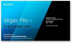 Sony Vegas Pro 13 Crack Free Download