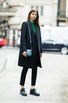 Pin for Later: Die frischesten Street Style Inspirationen des Sommers aus den Modemetropolen Street Style Juni 2015 Fashion Week London