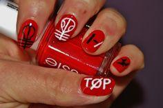 p-l-ouf nail art & DIY: #TwentyOnePilots