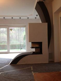 Stoves, Windows, Home, Contemporary Fireplaces, Tiling, Contemporary Design, Full Bath, Skillets, Ad Home