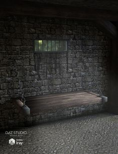 prison medieval daz3d dungeon anime fantasy bar daz props poser g3 guard backgrounds grungy g8 baked ds render state scary
