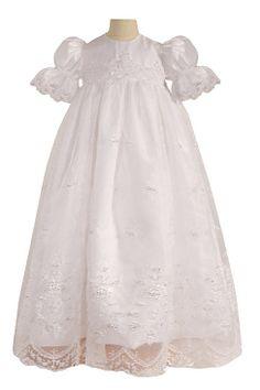 57fb56491 31 Best christening gowns images   Baptism dress, Baby girl baptism ...