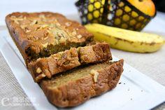 Banana Walnut Cake from Christine's Recipes