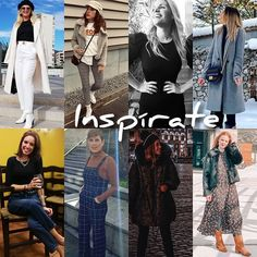 """Inspírate"" #ideales #grupoinstagram #blogger #model #instagood #style #fashion #tagsforlike #outfit #girls #cute #glam #influencer #kissmylook #tw feliz noche kissess"