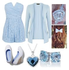 """""""cute"""" by bosschicksheda ❤ liked on Polyvore"""