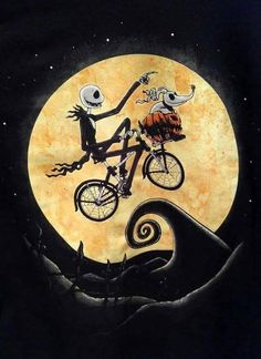 Mygiftoftoday has the latest collection of Nightmare Before Christmas apparels, accessories including Jack Skellington Costumes & Halloween costumes . Tim Burton Kunst, Tim Burton Art, Tim Burton Films, Image Halloween, Halloween Town, Happy Halloween, Kawaii Halloween, Halloween Witches, Dog Halloween