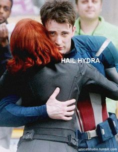 Cap, noooooo! <<< BUT WHAT IF ITS NAT OMG IMAGINE WHAT THAT WOULD DO TO CAP HE TRUSTS HER AND THEYVE BEEN ALMOST KILLED TOGETHER MORE THAN ONCE AND OMG <---- I... I actually want to read a fic like that now