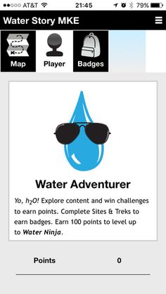 """Michael programmed a """"Pokemon Go for water"""" to teach local Milwaukee natives how to protect their water—and to connect them with the history of the Great Lakes around them. He also made an award-winning board game for kids to learn about invasive zebra mussels, something that practically helps kids think about how to protect their environment from invasive species."""