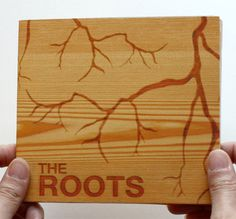Roots redesign (personal project) by Eytan Schiowitz, via Behance