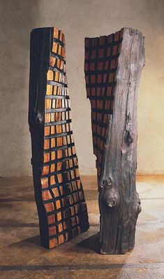 Geometric Sculpture, Tree Sculpture, Contemporary Sculpture, Wooden Lamp, Community Art, Wood Wall Art, Wood Carving, Garden Art, Wood Projects