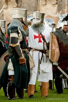Knight Templar and S