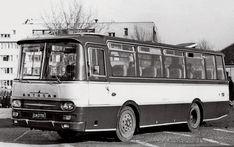 Autobusy z Sanoka - historia Sanockiej fabryki autobusów Bus Coach, Sanya, Busse, Nostalgia, Sisters, Trucks, Vehicles, Vintage, Historia