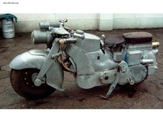 Could be a great motorcycle for Portland , Oregon where they want to keep it weird.