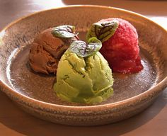End your dinner with gelato when you dine at 1500 South in Naples Bay Resort.
