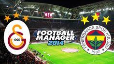 Galatasaray - Fenerbahçe maçını herkesten önce FM 2014 farkıyla izleyin - LojiLoji.com