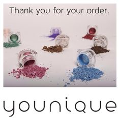 Thank You for your order! https://www.youniqueproducts.com/AmberOikle