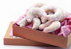 Vanilkové rohlíčky | Veganotic